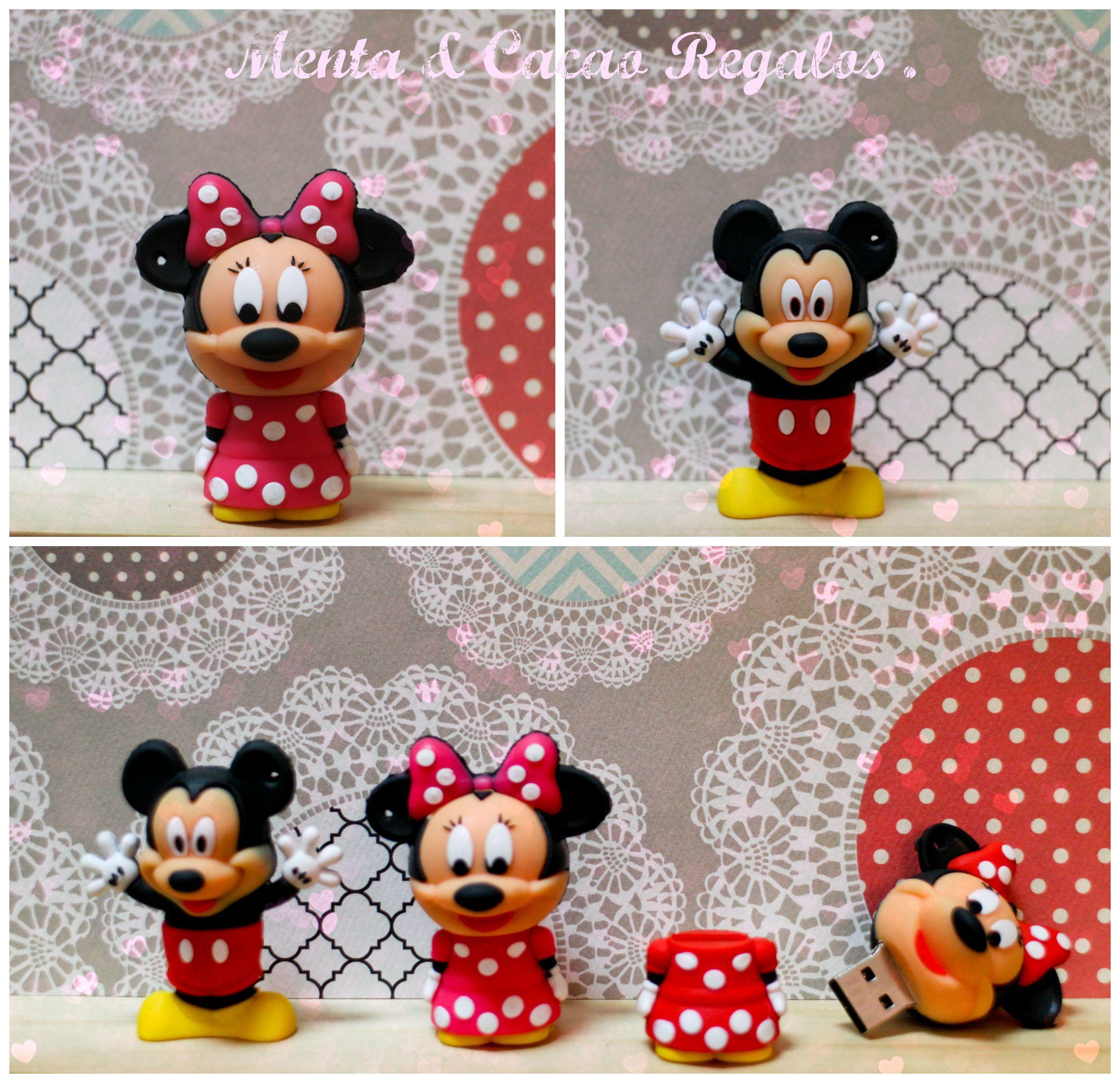 USB Micky and Minnie