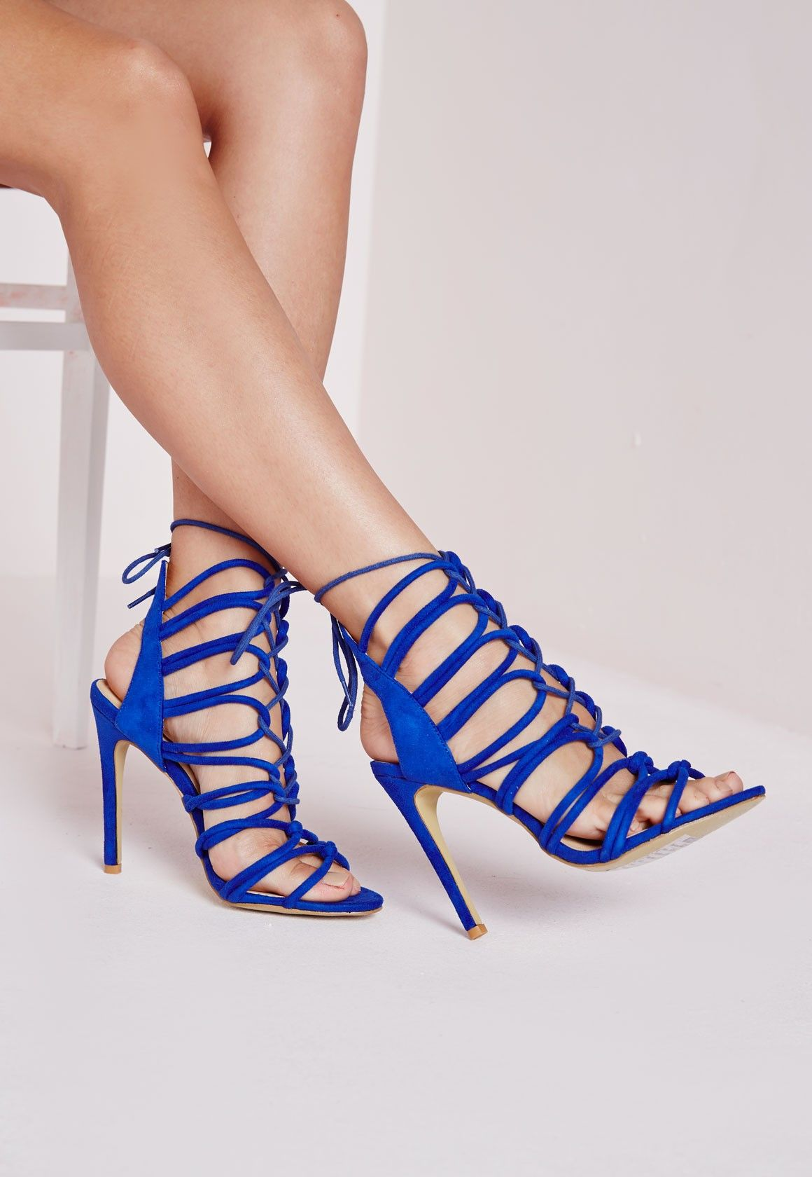 Cobalt Blue High Heel Shoes | Shoes | Pinterest | Cobalt