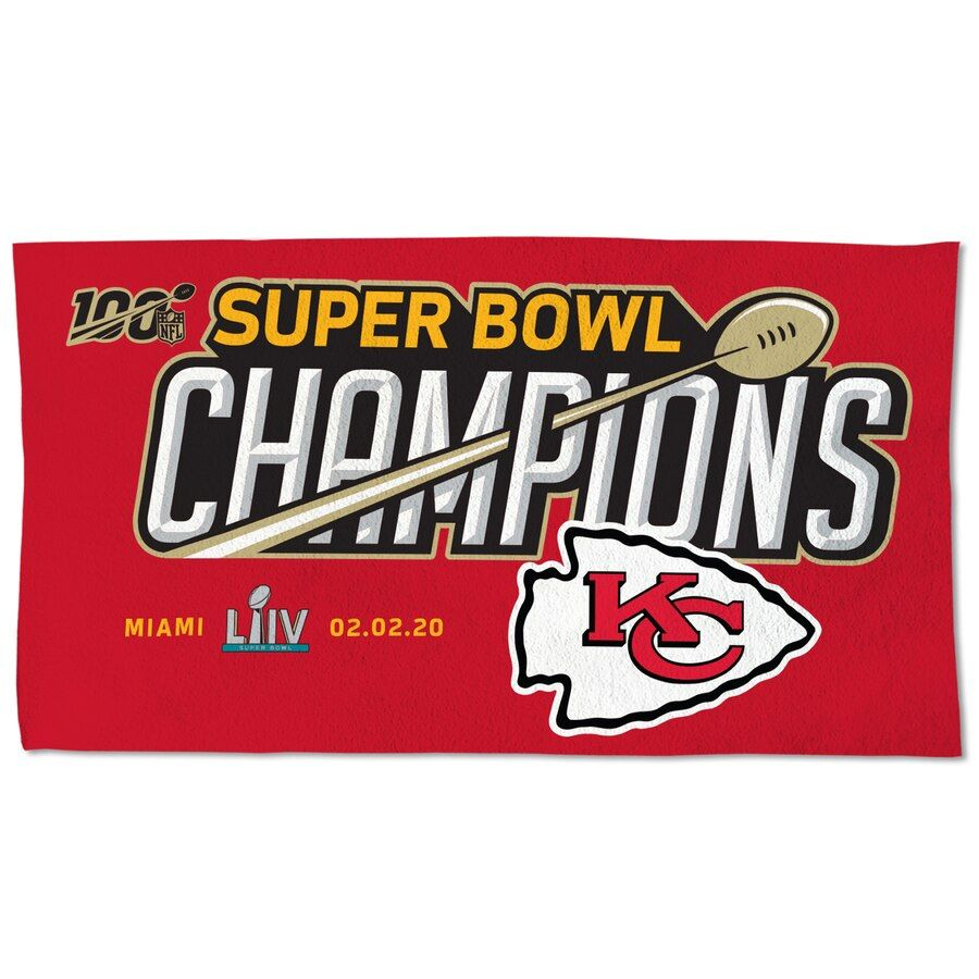 Kansas city chiefs super bowl 2020 custom nfl sport flags