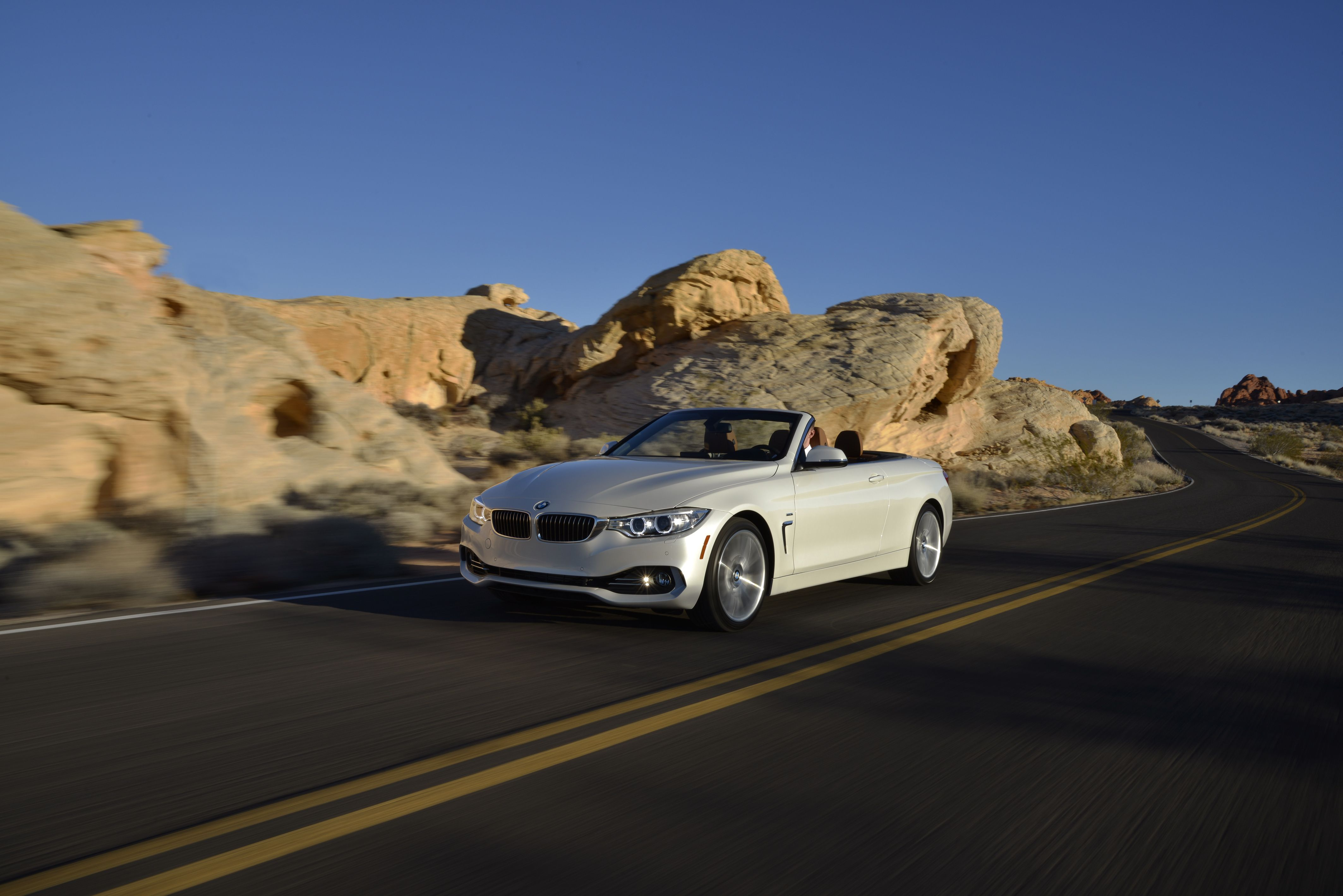 435i convertible driven bmw 435i convertible tested in las vegas
