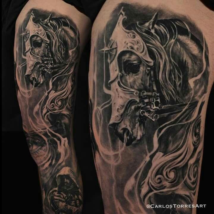 Dark horse Artiste inconnu | Ink | Torres tattoo, Best sleeve ...