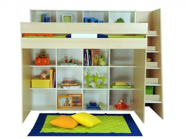 Conforama lit mezzanine enfant enfants pinterest for Chambre mezzanine enfant