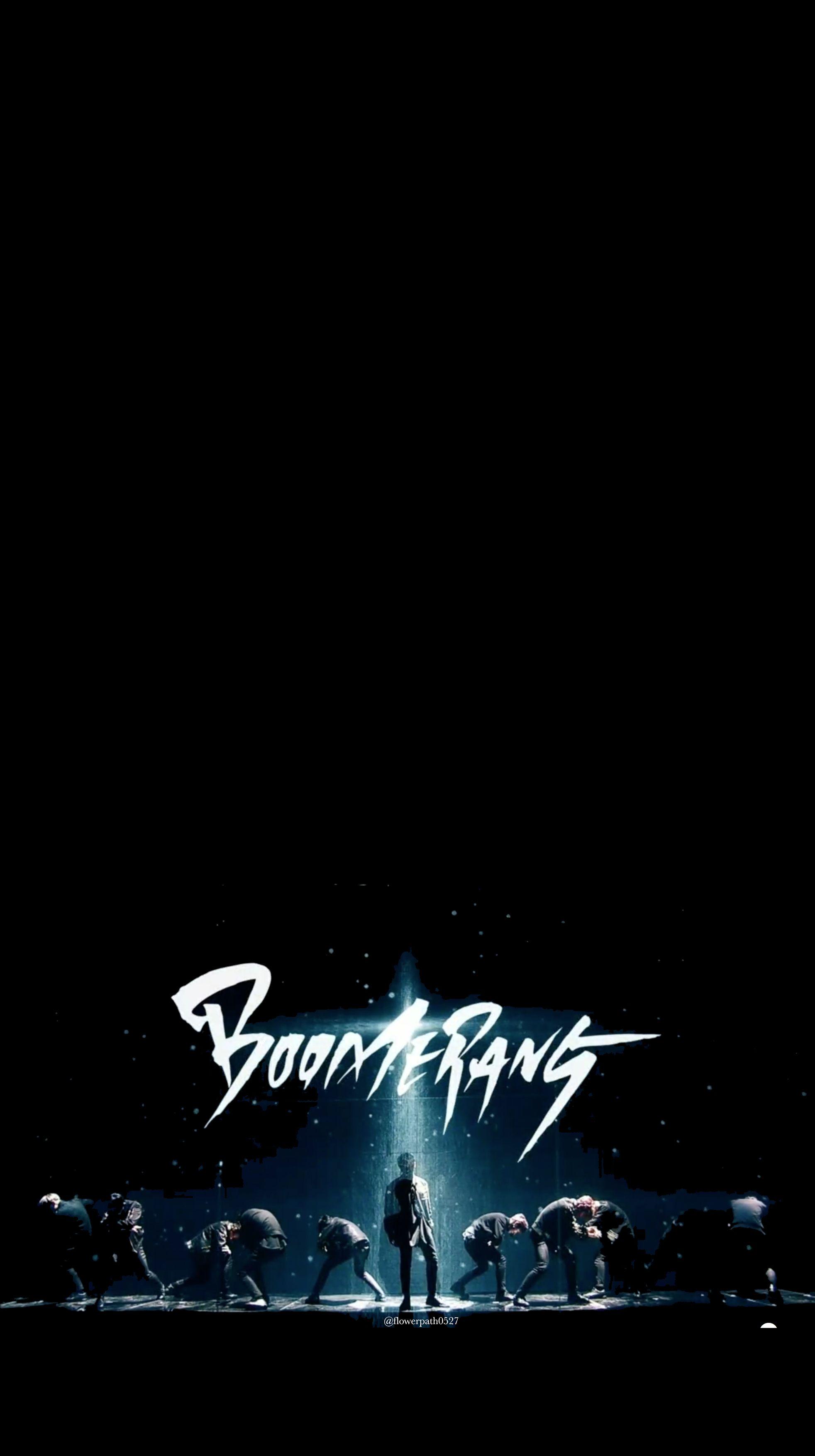 Wanna One Boomerang Wallpaper Kpop Or Gaypop Haha Pinterest