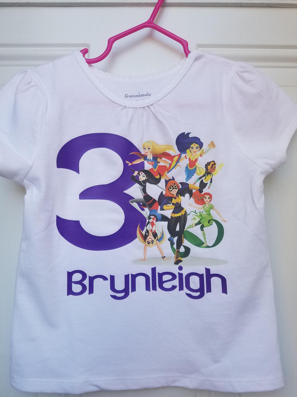 DC Superhero Girls Girls T-Shirt
