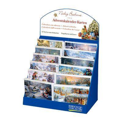 Alexander Taron Assorted Advent Calendars
