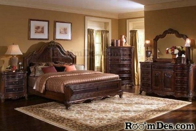 medieval bedroom furniture - Google Search