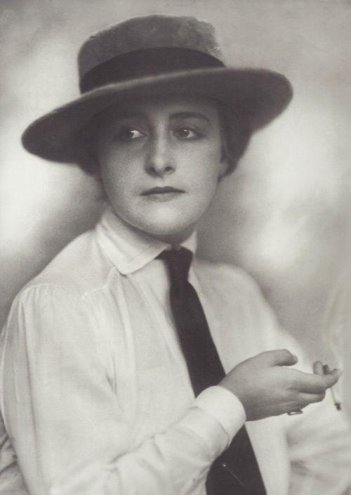 Henny Porten, german actress, 1925
