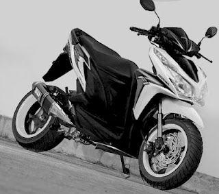 Spek Modif Honda Vario 125 Pgm Fi 2012 Modifikasi Motor Mobil