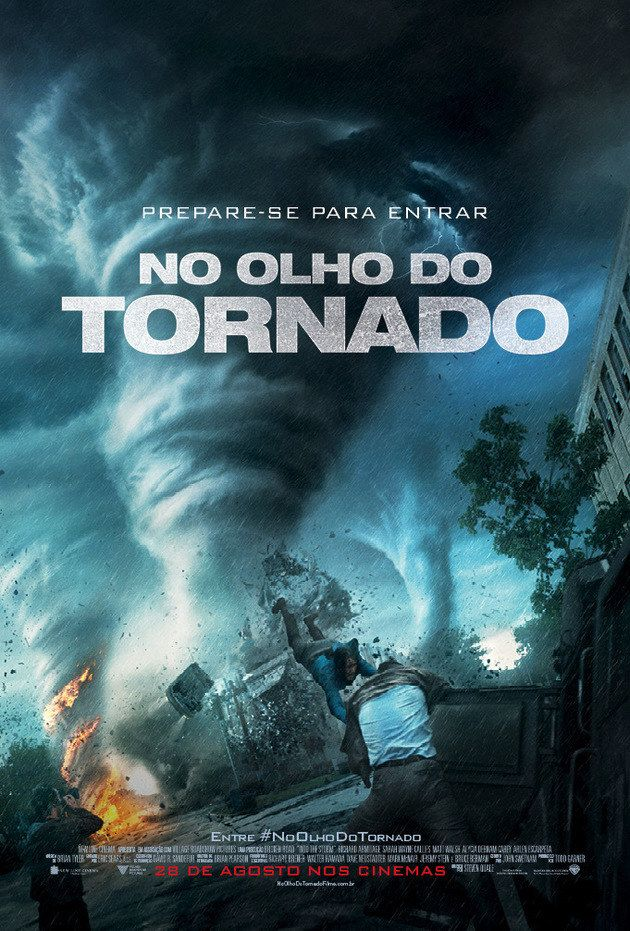Cinema No Olho Do Tornado Novos Clipes Colocam A Camera Dentro