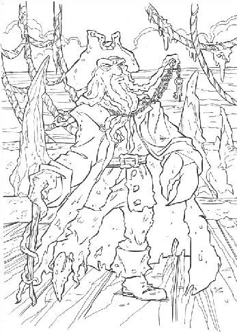 Coloriage pirate coloriage pirate coloriage et coloriage a colorier - Dessins de pirates ...