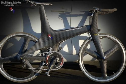 probike:  Cat Cheetah Carbon Bike #2. Photo by Max T Bicycle on...