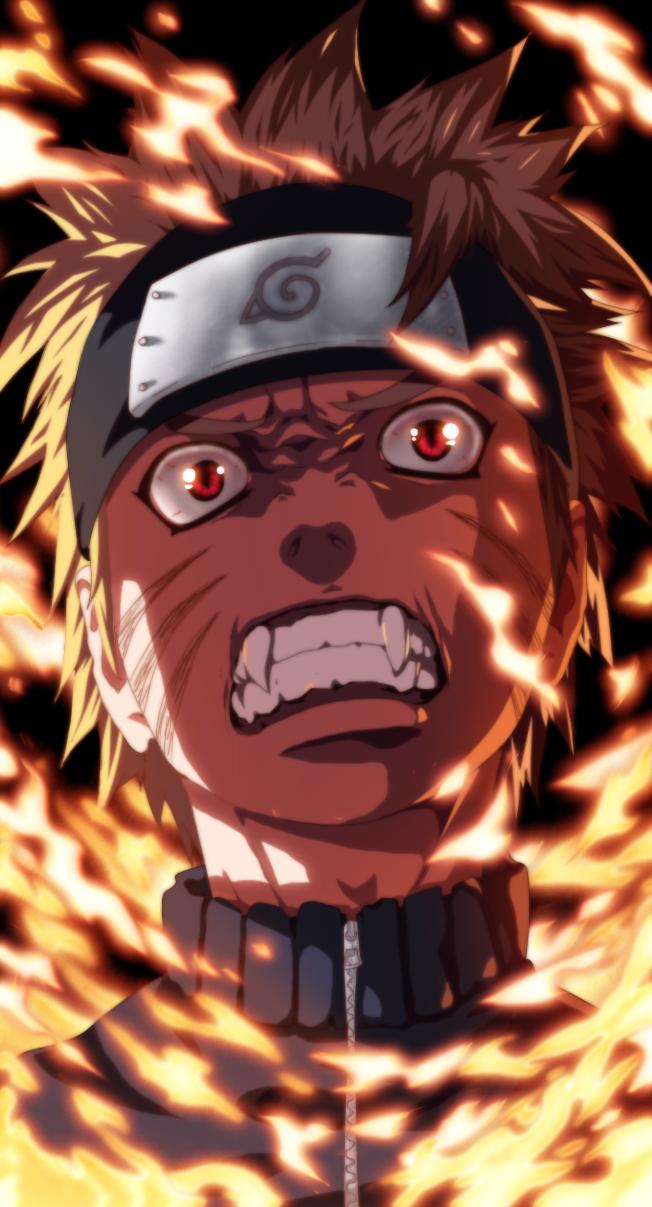 Naruto Kyuubi color by afran67 by afran67 on DeviantArt | Naruto ...