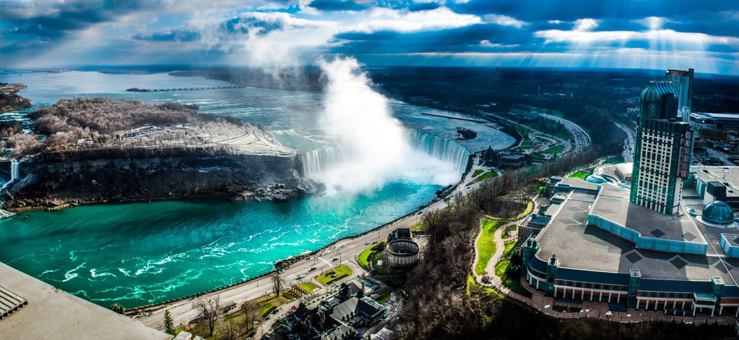 Niagara pano by Mario Dias on 500px #500px #niagarafalls #niagara #buffalo #lanscape #travel