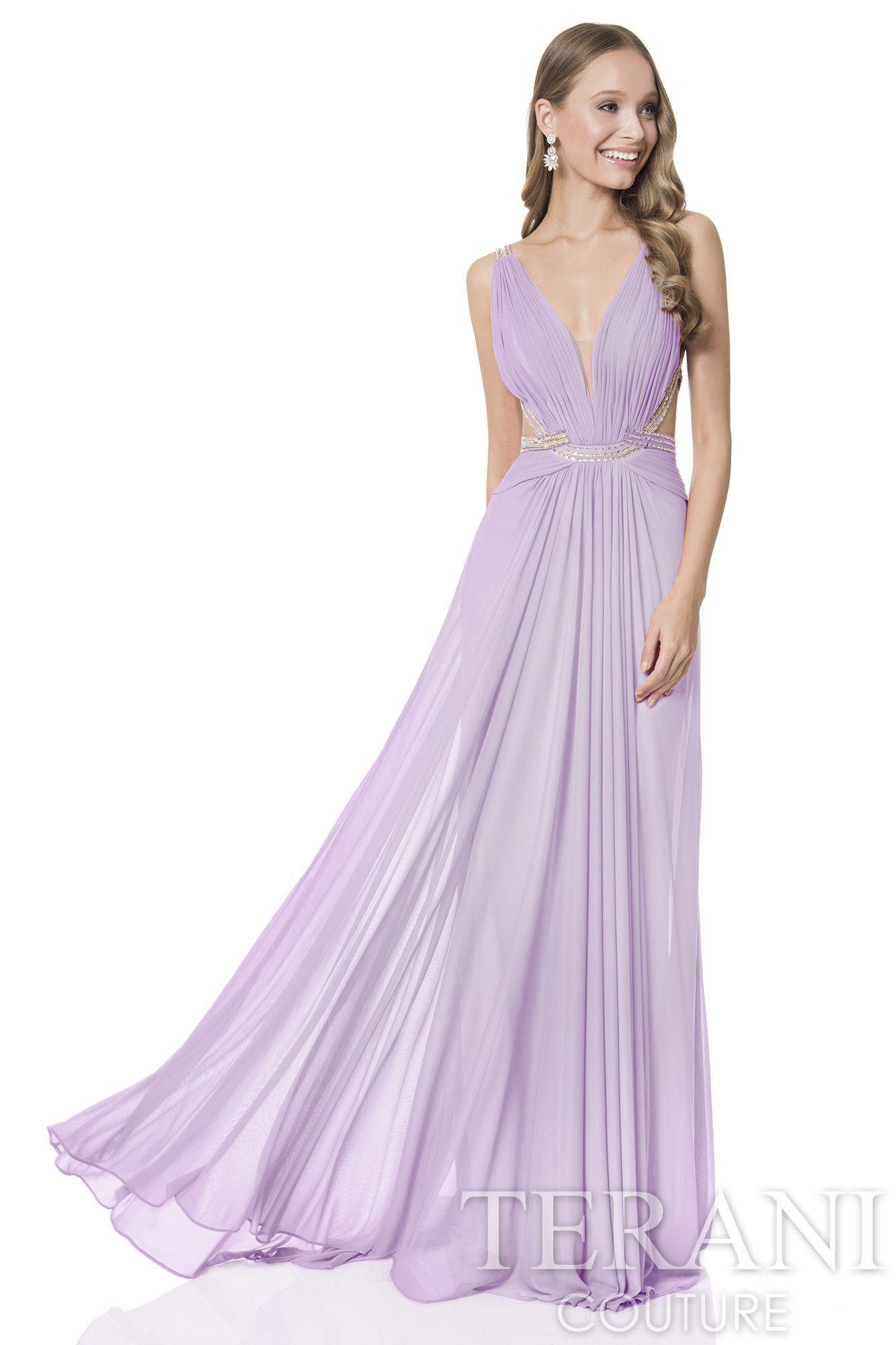 Wisteria Evening Dresses