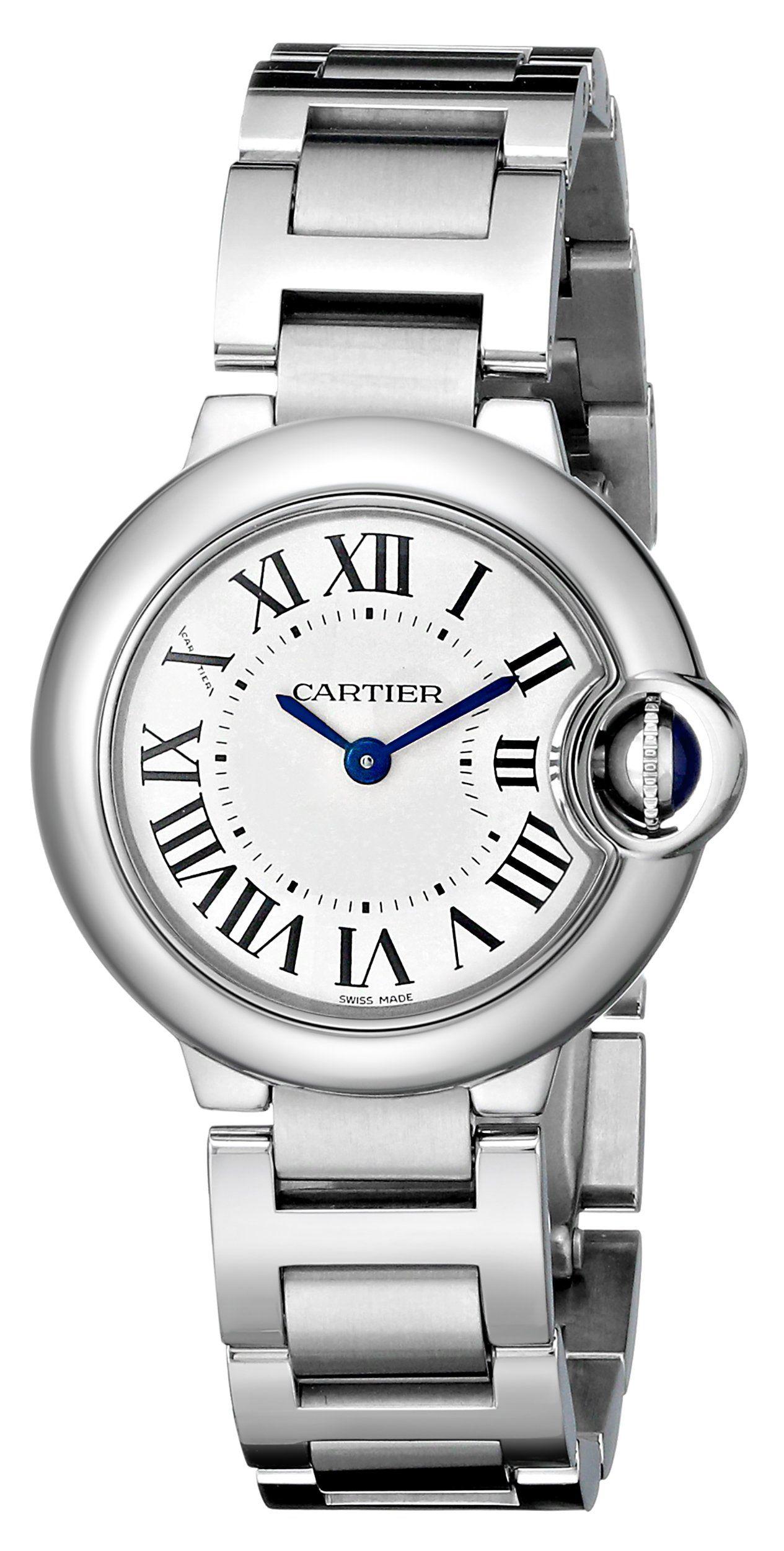 Cartier womenus wz