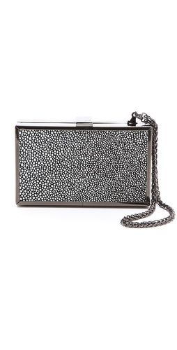 FREE SHIPPING at shopbop.com. Stingray-embossed leather lends a luxe ... 3762482c21cf0