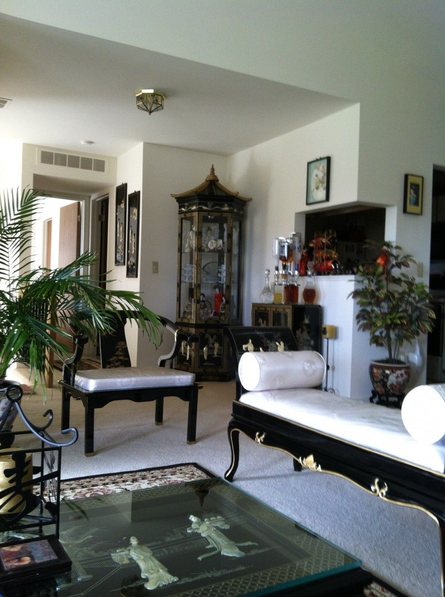 Asian Inspired Living Room Ideas | Asian inspired decor, Decoration ...