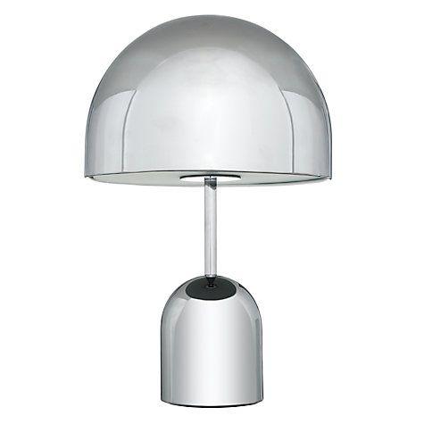 Tom Dixon Bell Table Lamp Steel