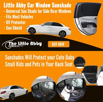 6c400bf8bc2 Looking for Best Car Window SunShade  The Little Abby Company provide Best  Car Window SunShades