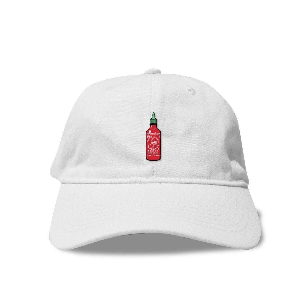 The Meme Teams Sriracha Dad Hat  14e16643ad2