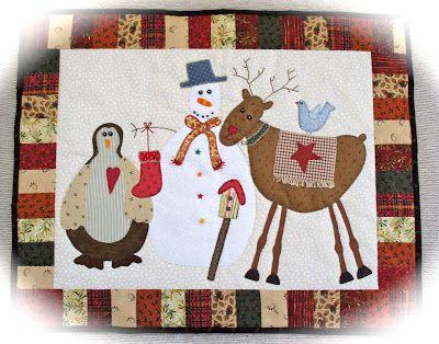 TWINKLE PATCHWORK: cocina | Decoración Navidad | Pinterest