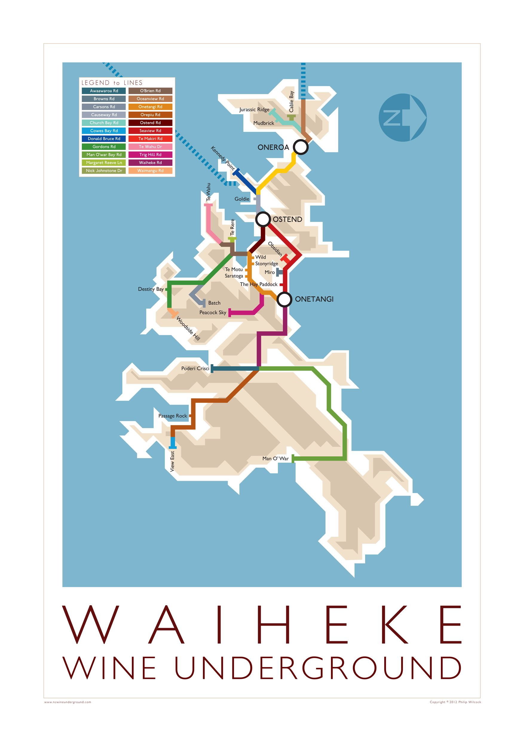 Waiheke Island is one of the jewels of the Hauraki Gulf Just a 40
