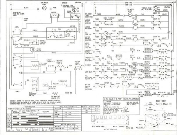 !Download (PDF/Epub) Estate Whirlpool Dryer Wiring Schematic