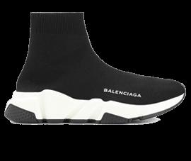 Buy Balenciaga Speed Trainers Black