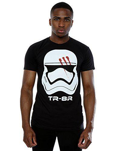 9cfb701b9d Star Wars hombre The Force Awakens Stormtrooper Finn Traitor Camiseta  Productos con autorización oficial con marcas