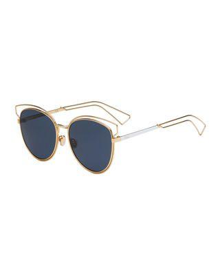 07114c5ed7d1 Dior Sideral 2 Metal Sunglasses