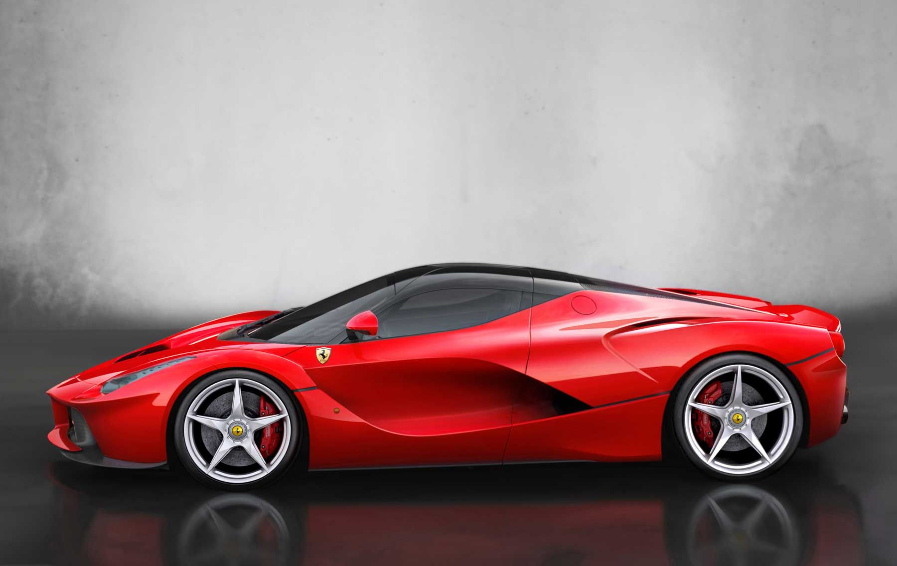 2019 2020 Ferrari Ferrari Laferrari Spider Open Version Of The