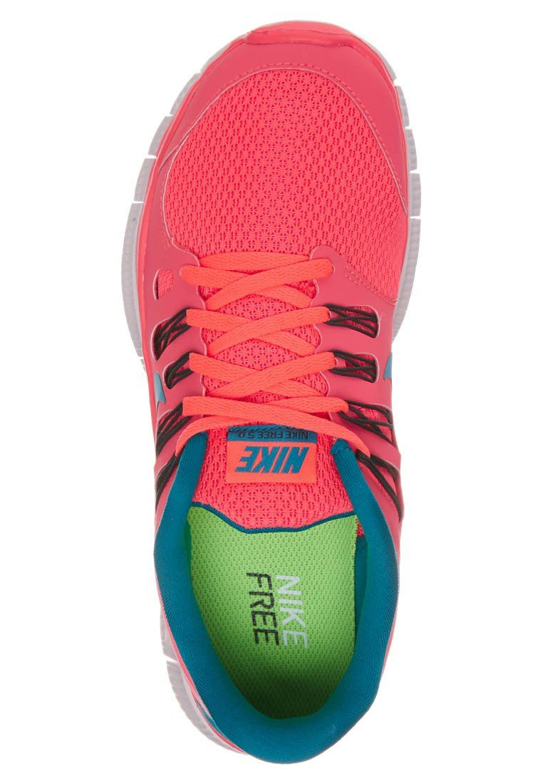 official photos fce74 e2ffd Nike Performance - NIKE FREE 5.0+ - Lichtgewicht hardloopschoenen - Roze