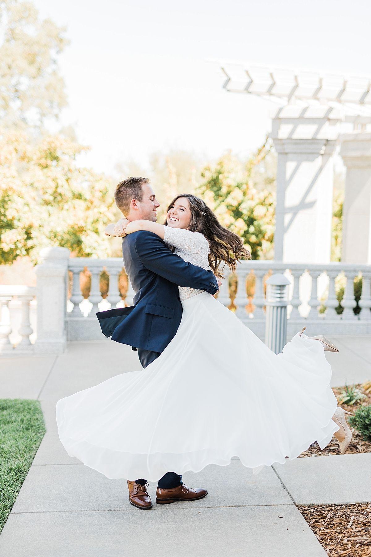 Backyard Wedding With a MusicallyGifted Bride