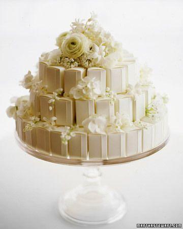 Elegant Receptions Wedding Favor BoxesFavour