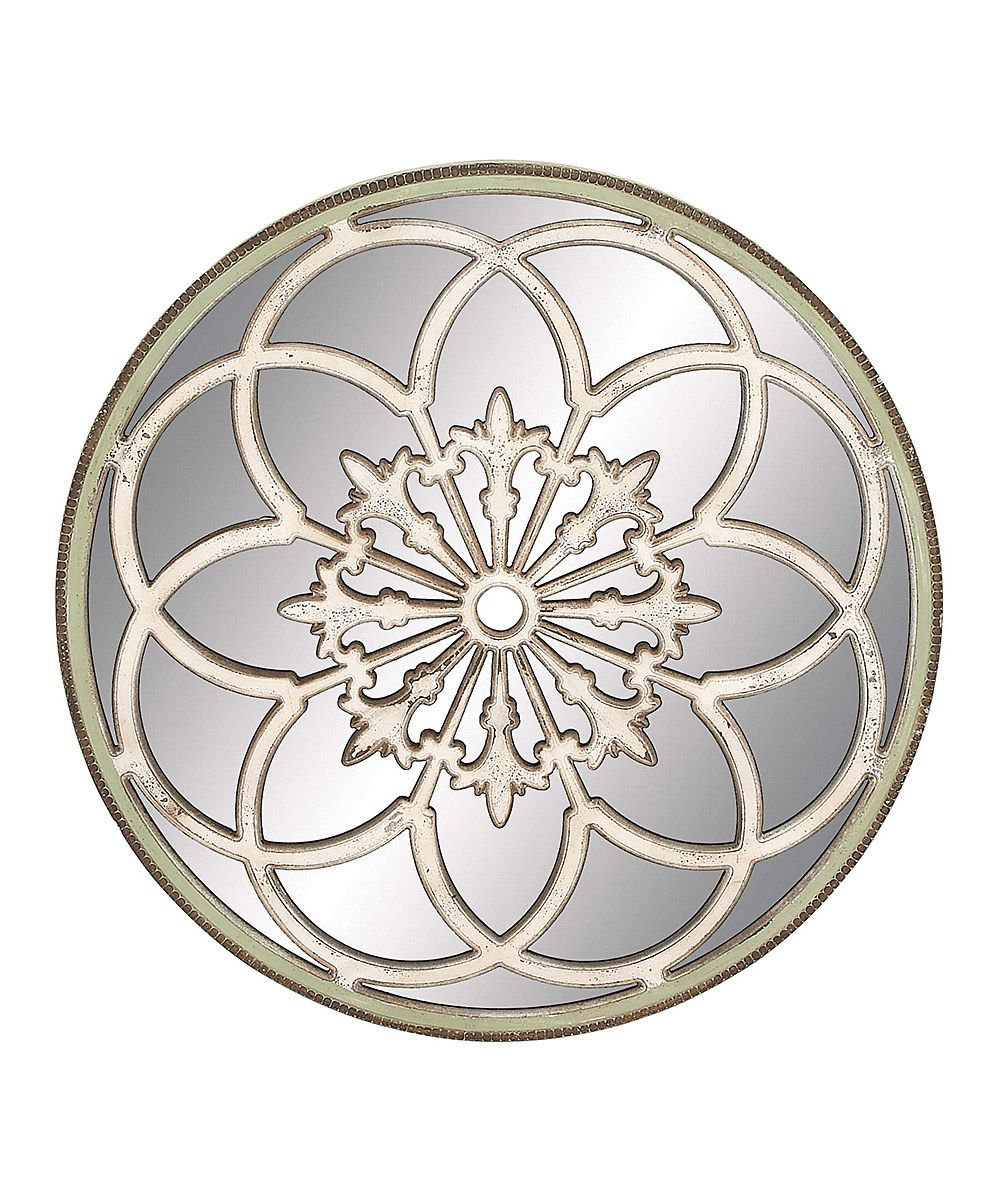 Look at this lotus mirror wall art on zulily today for the home