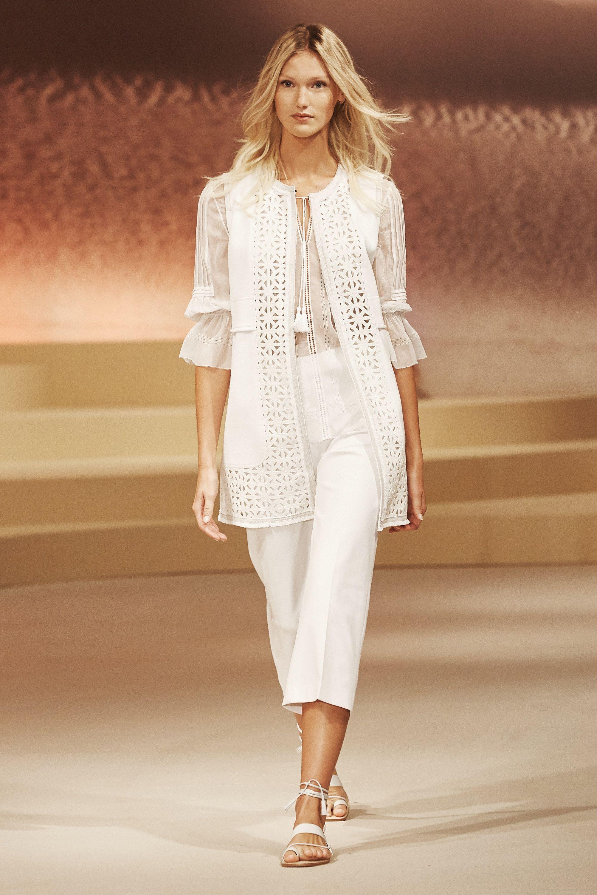 Elie Tahari SpringSummer 2014 RTW – New York Fashion Week