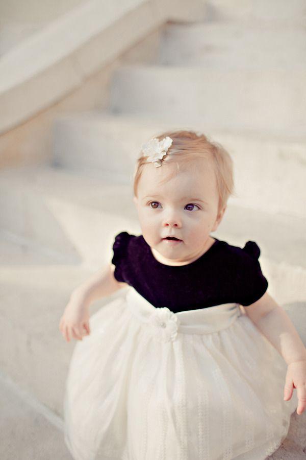 haar wil ik ook wel bij mijn trouwerij :) To cute!