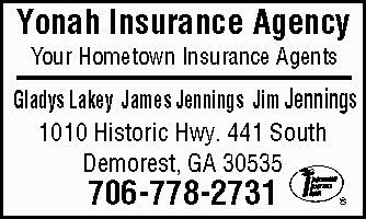 Your Hometown Insurance Agents Gladys Lakey James Jennings Jim