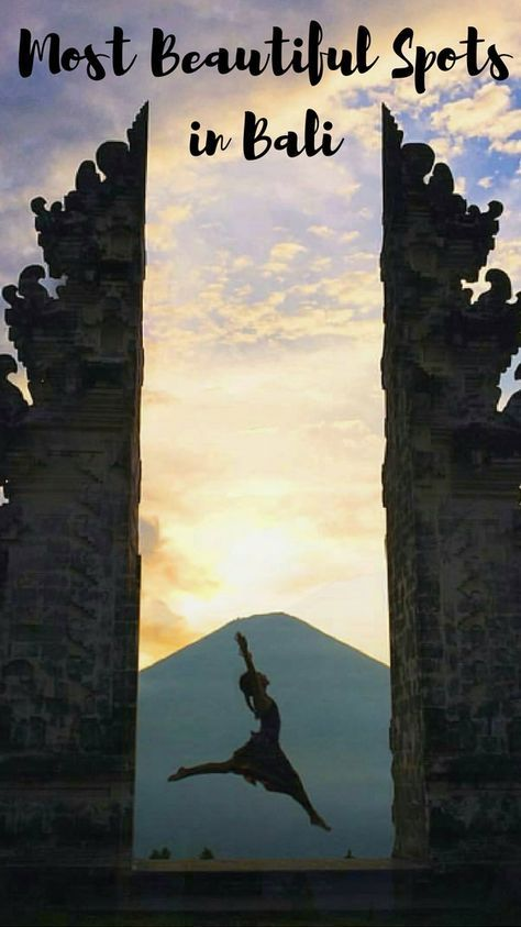 10 Beautiful Spots in #Bali that are Instagram Worthy! #WonderfulIndonesia