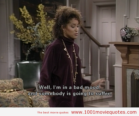 Fancy The Fresh Prince of Bel Air u quote