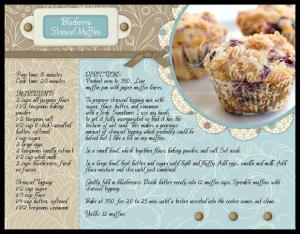 Another Digital Cookbook Page  Cookbook    Scrapbook