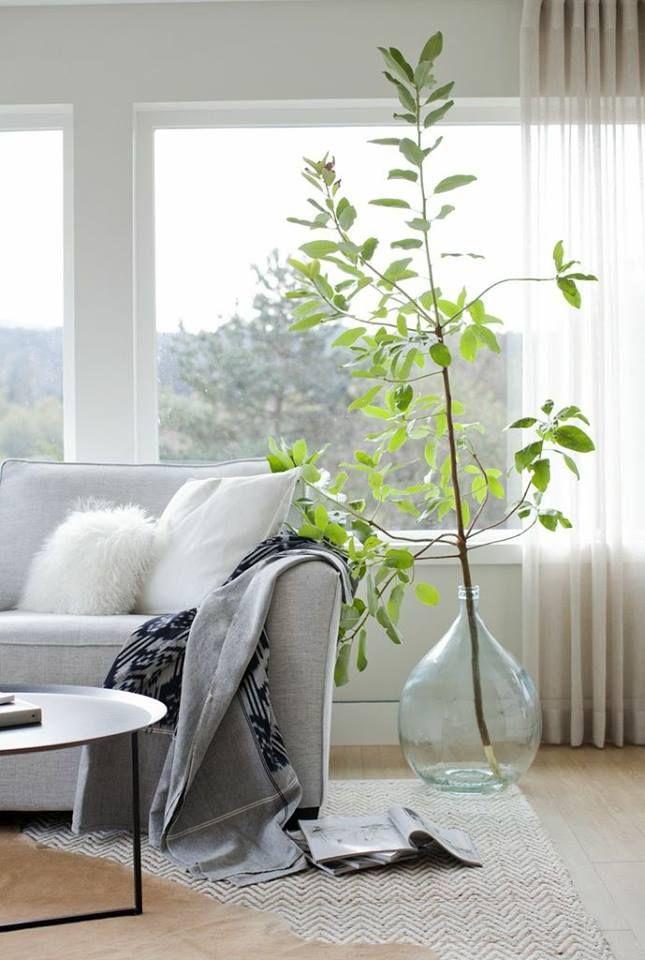 Large Vase Filler Ideas Center Pieces