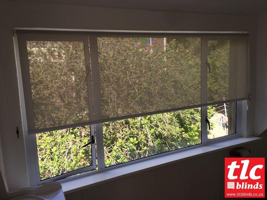 Recent Soft Steel Sunscreen Roller Blinds Installation Roller