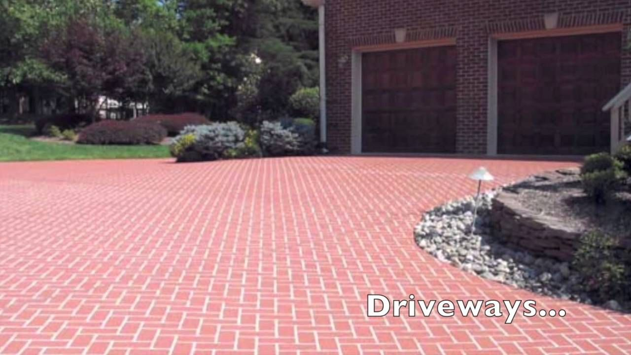 Fast durable long lasting concrete resurfacing by
