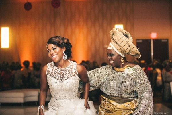Image result for african bride and mother