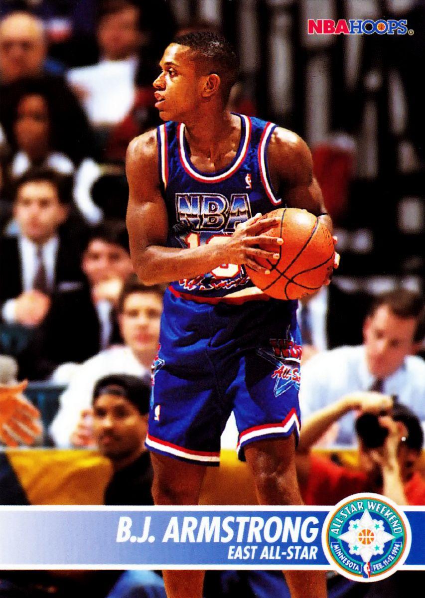 BJ Armstrong | Basketball | Pi...
