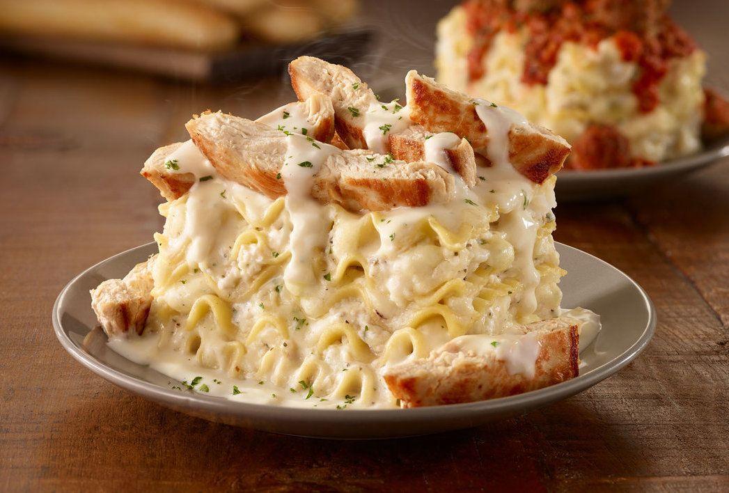 Olive Garden Now Serves Bespoke Lasagna   Lasagna recipe ...