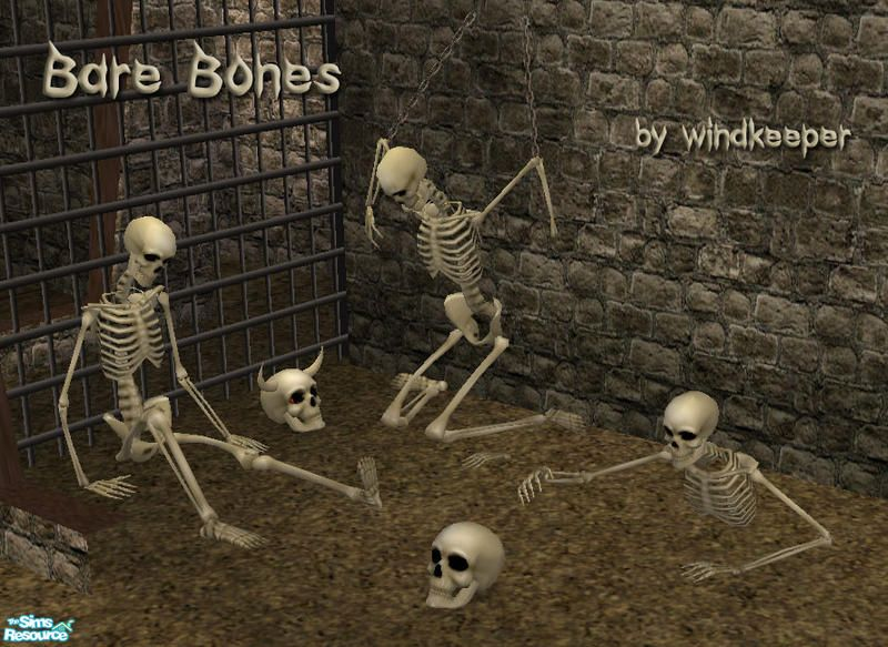 Windkeeper S Bare Bones Sims Sims 4 Characters Sims 4 Custom Content
