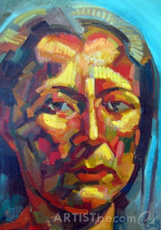 PORTRAIT by Shant Beudjekian on ArtistBe.com