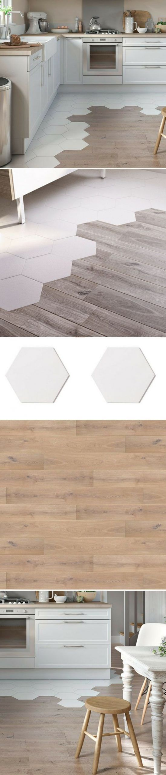 Einrichtungsideen Kuche Kuchenboden Fliesen Und Holz Fliesenboden Haus Deko Holz Interieur
